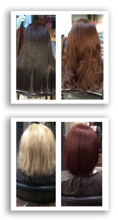 Hairdressing Manchester Envy Hair Extensions